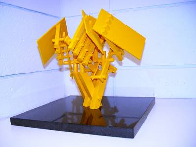 BUTTERFLES by Dennis Dezmain - search and link Sculpture with SculptSite.com
