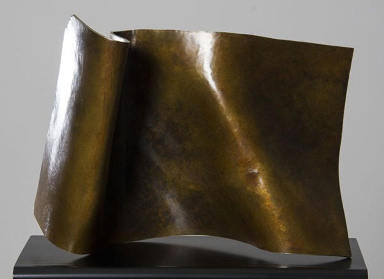 Folded Form 6 by Joe Gitterman - search and link Sculpture with SculptSite.com