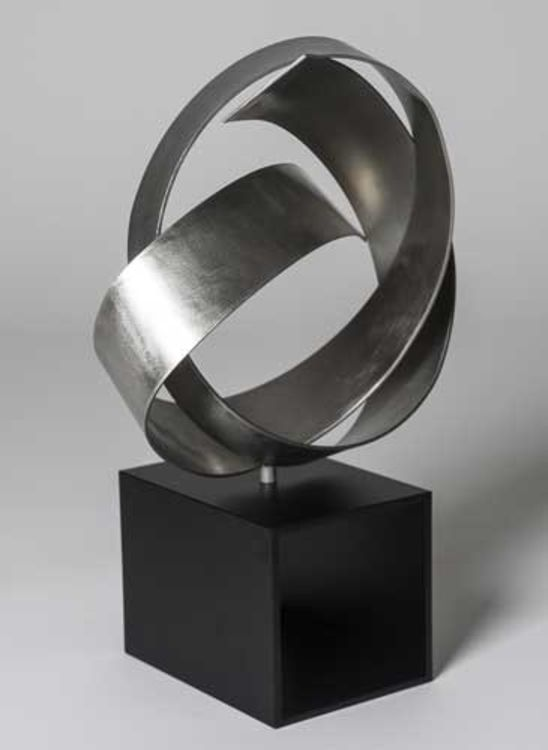 Round Knot  by Joe Gitterman - search and link Sculpture with SculptSite.com