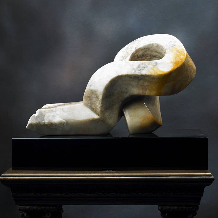 Knot 4 by Robin Antar - search and link Sculpture with SculptSite.com