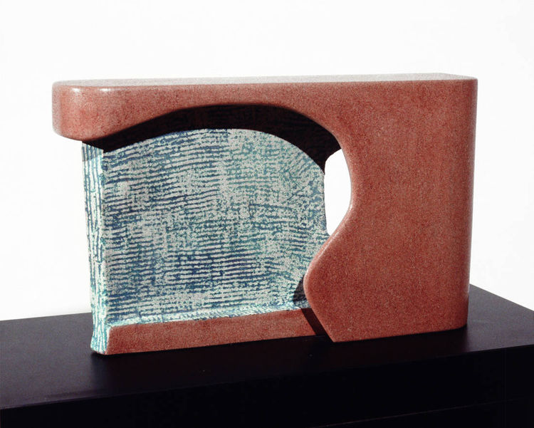 Unique Visual Perception 2 by Robin Antar - search and link Sculpture with SculptSite.com