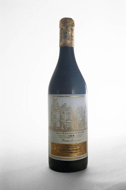 Chateau Haut Brion Wines by Robin Antar - search and link Sculpture with SculptSite.com