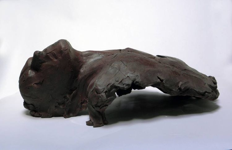 Restrained by Andrea Berni - search and link Sculpture with SculptSite.com