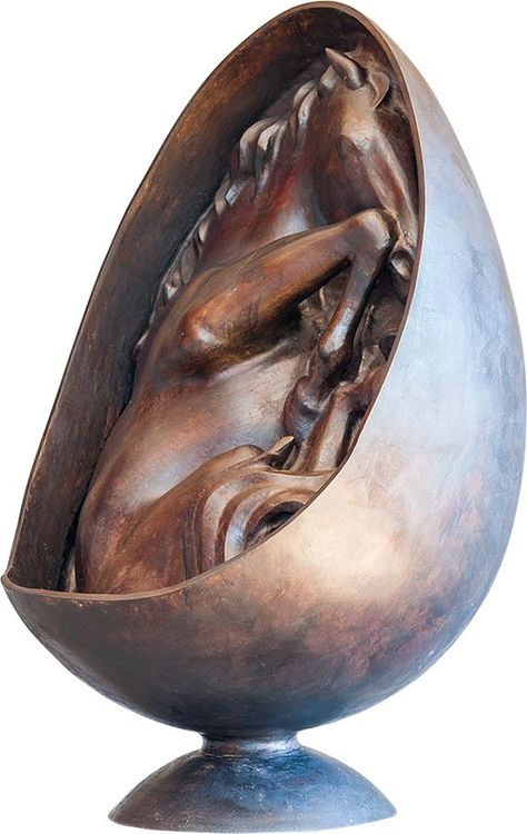 Birth of a Dream by Azim Azarkheil - search and link Sculpture with SculptSite.com