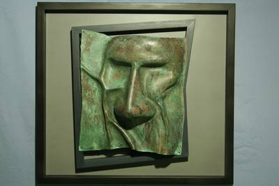 12 x 12 series C by Barry W. Sheehan - search and link Sculpture with SculptSite.com
