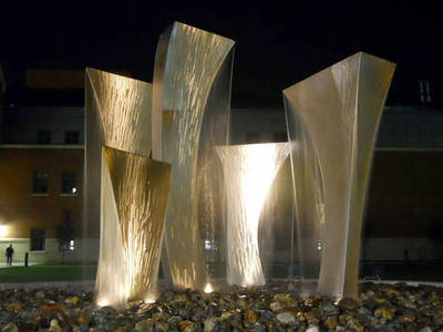 Synergy by Barton Rubenstein - search and link Sculpture with SculptSite.com