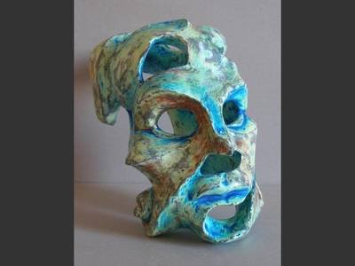 Chimera 1 by Liviu Bora - search and link Sculpture with SculptSite.com