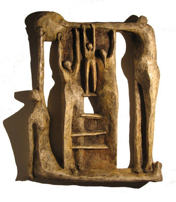 Support by Bozena Happach - search and link Sculpture with SculptSite.com