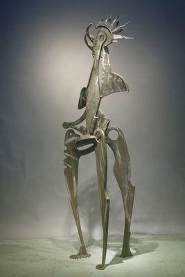 Mercury by Mark Dickson - search and link Sculpture with SculptSite.com