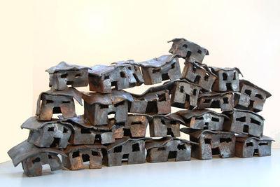 HOMES by Hila Laiser Beja - search and link Sculpture with SculptSite.com