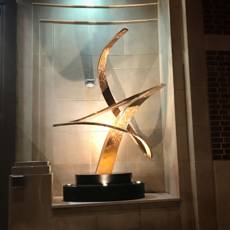 Ascension by Hunter Brown - search and link Sculpture with SculptSite.com