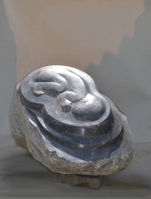 Amanhecer by Petra Boshart - search and link Sculpture with SculptSite.com