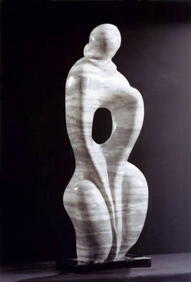 Passing Thoughts by Shimon Drory - search and link Sculpture with SculptSite.com