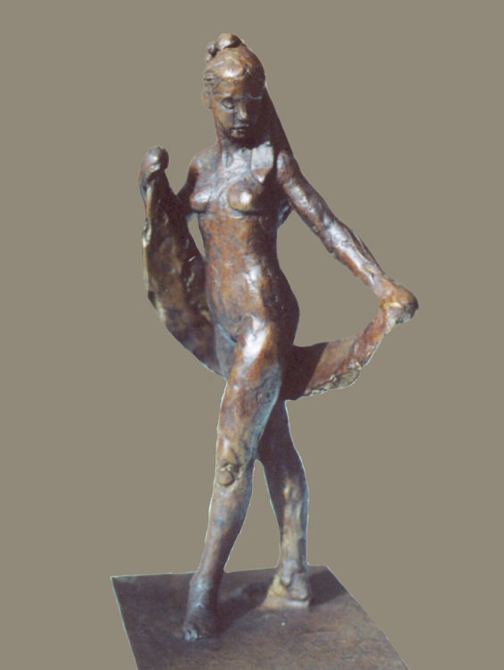 Valentina-Very-Young by Sterett-Gittings Kelsey - search and link Sculpture with SculptSite.com