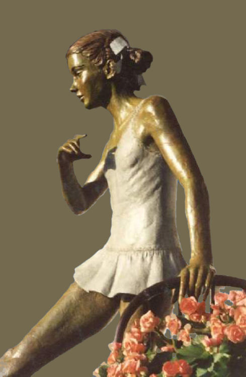 Vanessa-Helena-Katharina-Landegger by Sterett-Gittings Kelsey - search and link Sculpture with SculptSite.com